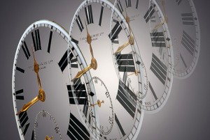 Time is one of the great power limiters in negotiations