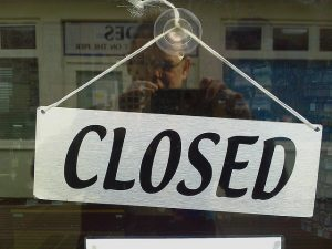 "Sometimes it can be very difficult to get to ""closed"""