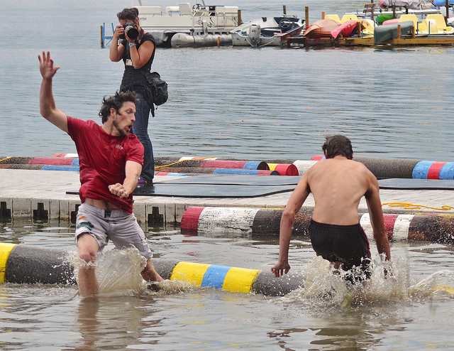Logrolling provides opportunities to generate mutual gains